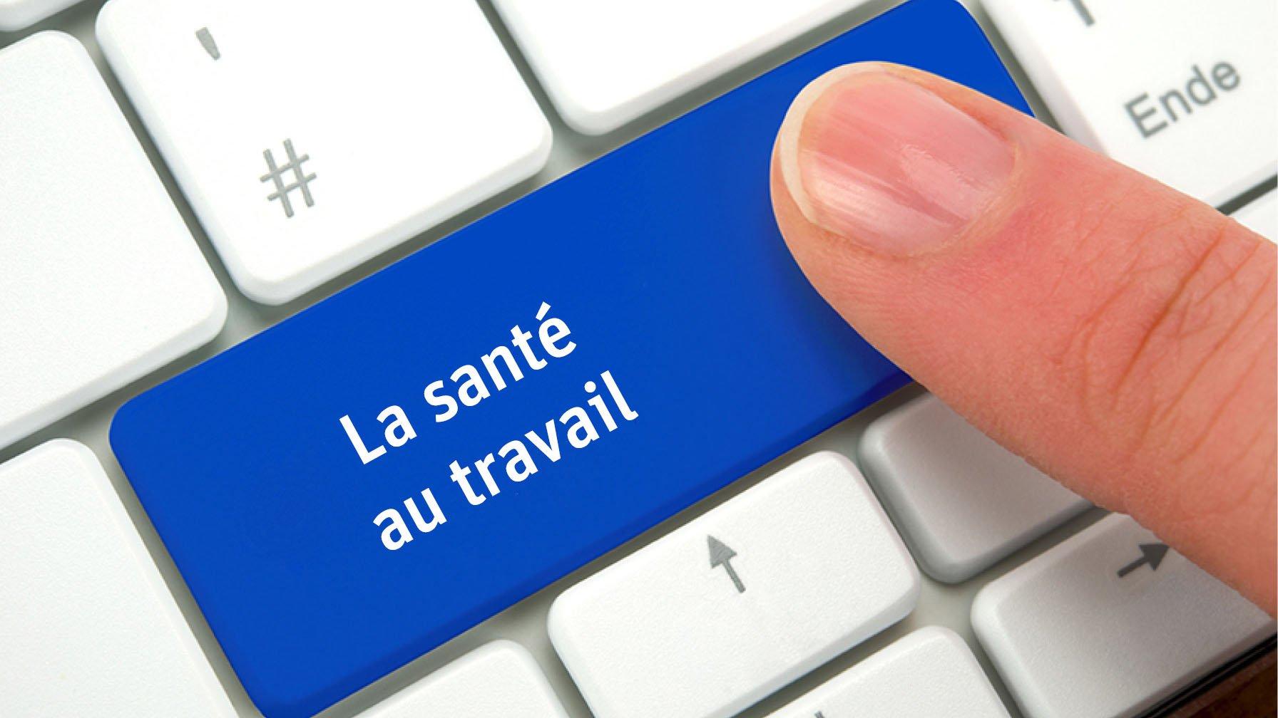 LaSanté_au_travail_Startseite