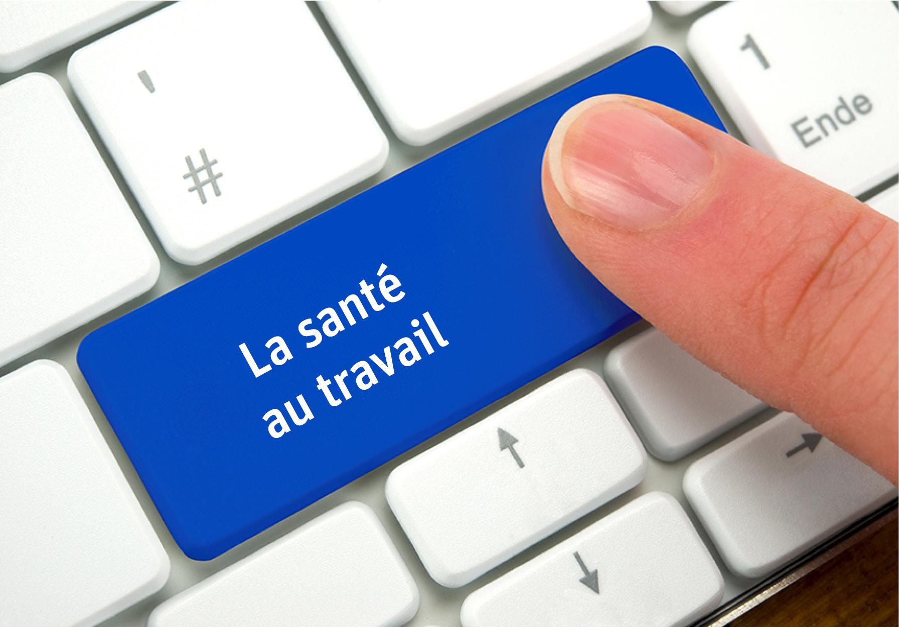 Titelbild_LaSanté_au_travail